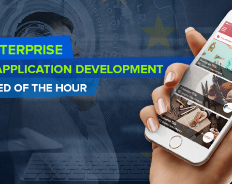 Enterprise App Development is the Need of the Hour