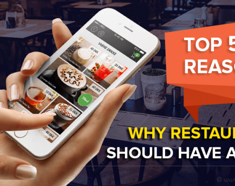 Why Restaurants Should Have an App