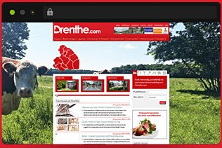 Drenthe - PHP Website Development