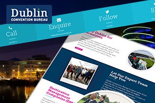 Dublin Convention Bureau - Business Travel & Tourism Solutions