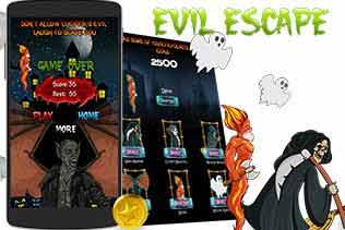 Evil Escape Game