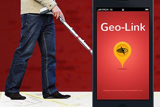 Geo Link App - Utilities Mobile App Development