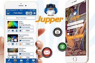 Jupper App - Social Networking App