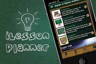 iLesson Planner App
