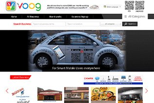 Voog Club - Joomla CMS Based Business directory