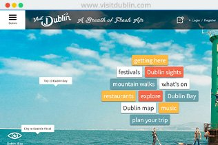 Visit Dublin - IT Solutions for Travel Industry