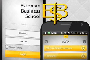 EBS - Student Mobile App Development