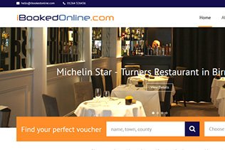 iBooked - Hotel Booking Website