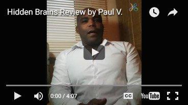 Hidden Brian's client Paul V. Testimonial Video