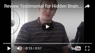Hidden Brian's client Marc Nobel Testimonial Video