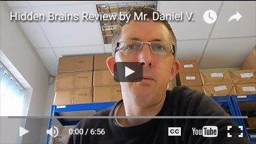 Hidden Brian's client Mr. Daniel V. Testimonial Video