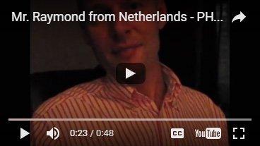 Hidden Brian's client Raymond Testimonial Video