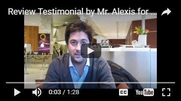 Hidden Brian's client Alexis Testimonial Video