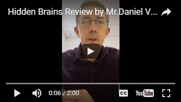 Hidden Brian's client Daniel Vant Testimonial Video