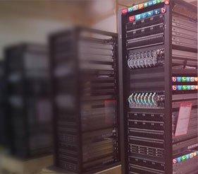 Hidden Brains UK Server Room