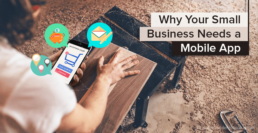 Utility of Mobile App for Businesses