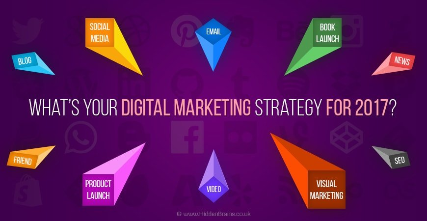 Digital Marketing Strategy for 2017