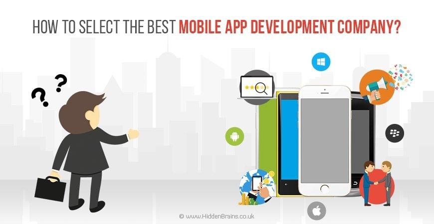 Select The Best App Development Company