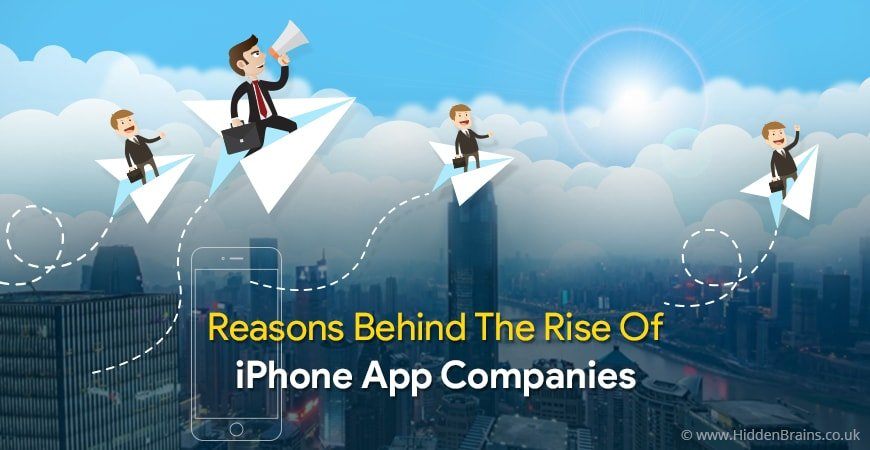 Secret Behind Tremendous Rise of iPhone App Companies