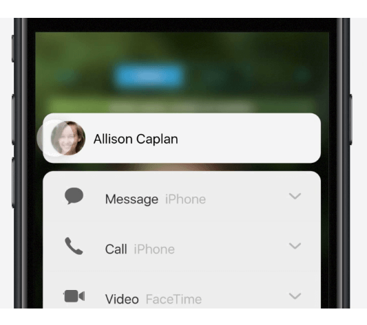 Sharing Made Easy with iOS 10