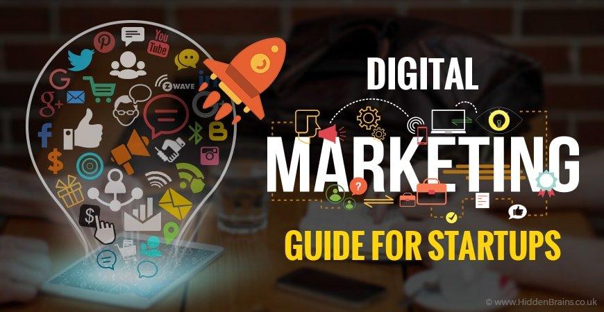 Digital Marketing Guide for Startups