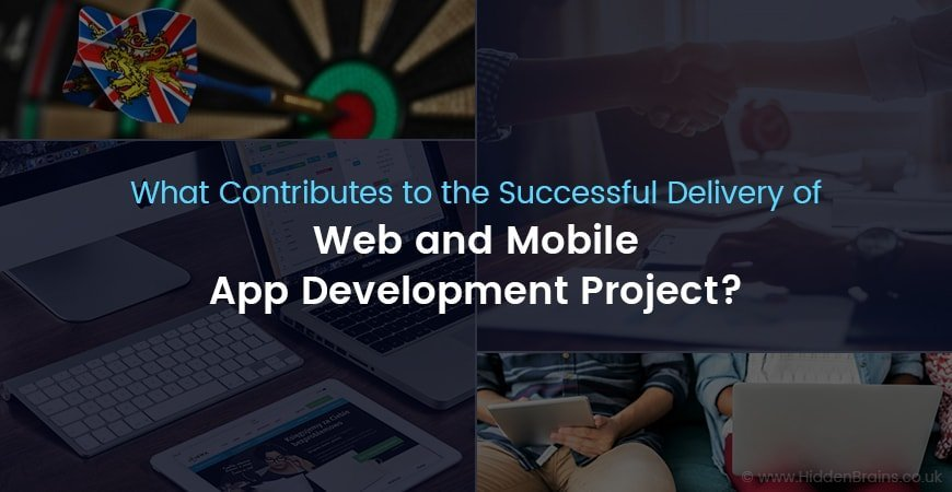 Web and Mobile App Development Project?
