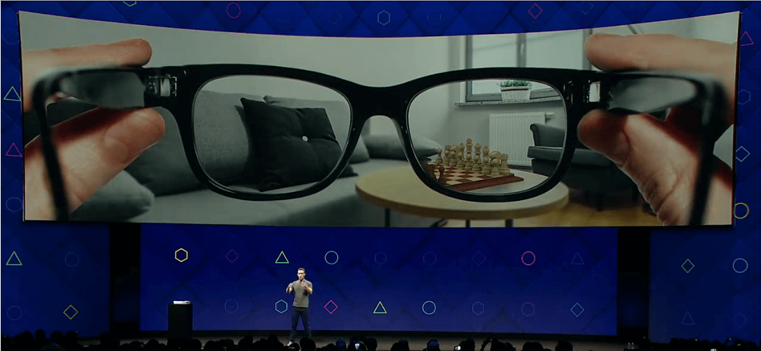 Augmented Reality -Facebook