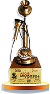Aegis Graham Bell Award for Mobile Technology Breakthrough, 2012