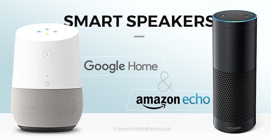 Google Home & Amazon Echo