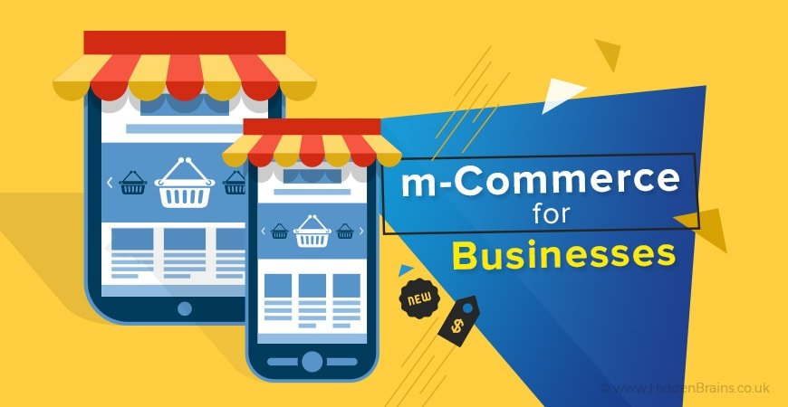 m-commerce meaning & concept