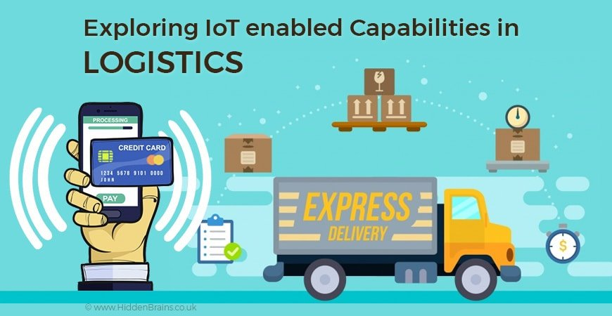 Role of IoT in Logistics