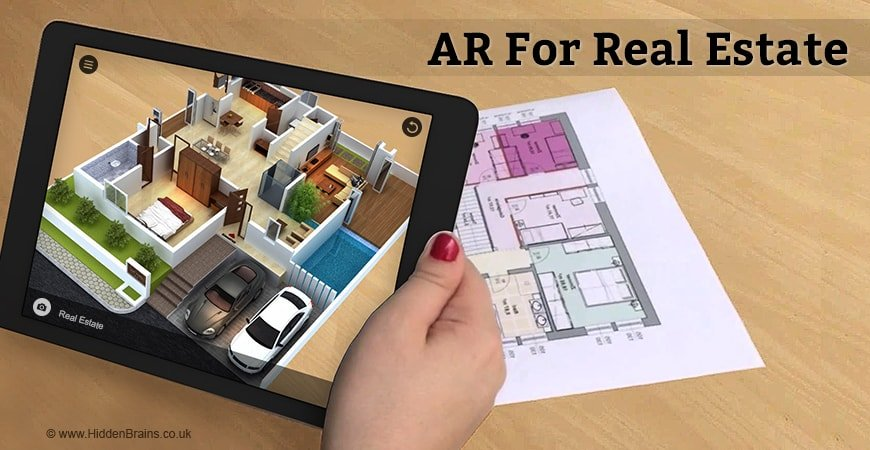 Augmented Reality Real Estate Apps