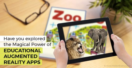 Educational Augmented Reality Apps: Engaged & Interactive Learning