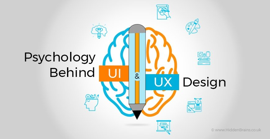 Psychological Impact of UI & UX Design