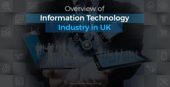 The Changing Phase of Information Technology in UK : IT services London