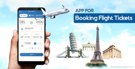 How much it Costs to Build Flight Ticket Booking App?