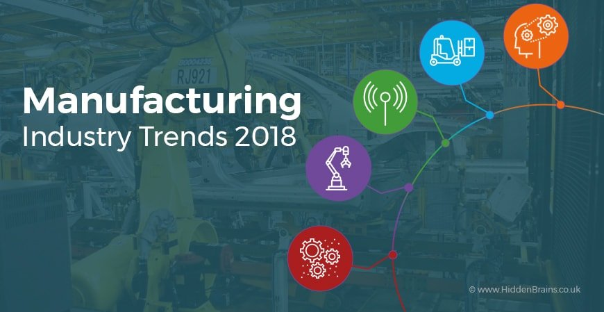 Manufacturing Industry Trends 2018