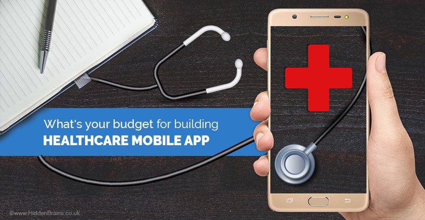Costs to Build Healthcare Mobile App