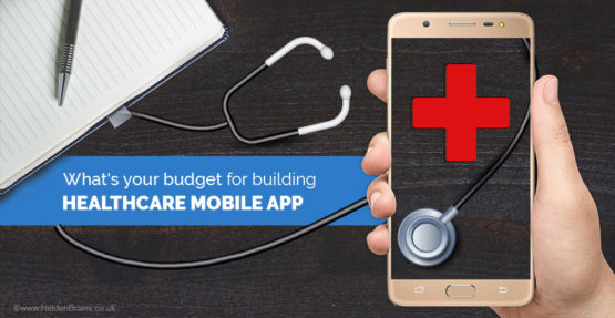 How much it Costs to Build Healthcare Mobile App?