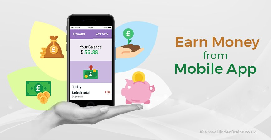 How to Make Money from Mobile Apps | Apps to Earn Money UK