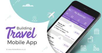 Travel Mobile App development solutions