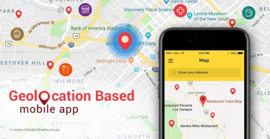 How to Improve Customer Engagement with Location Based App Development?