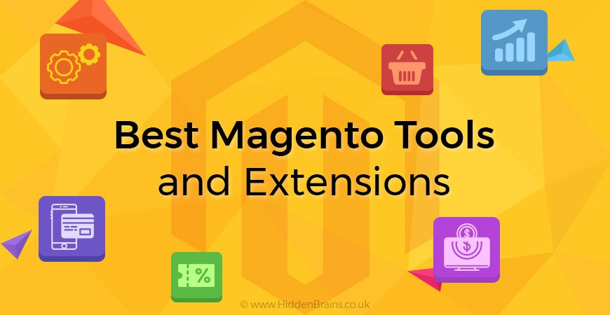 List of Top 15 Magento Tools for Building the Best eCommerce
