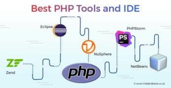 best php development tools
