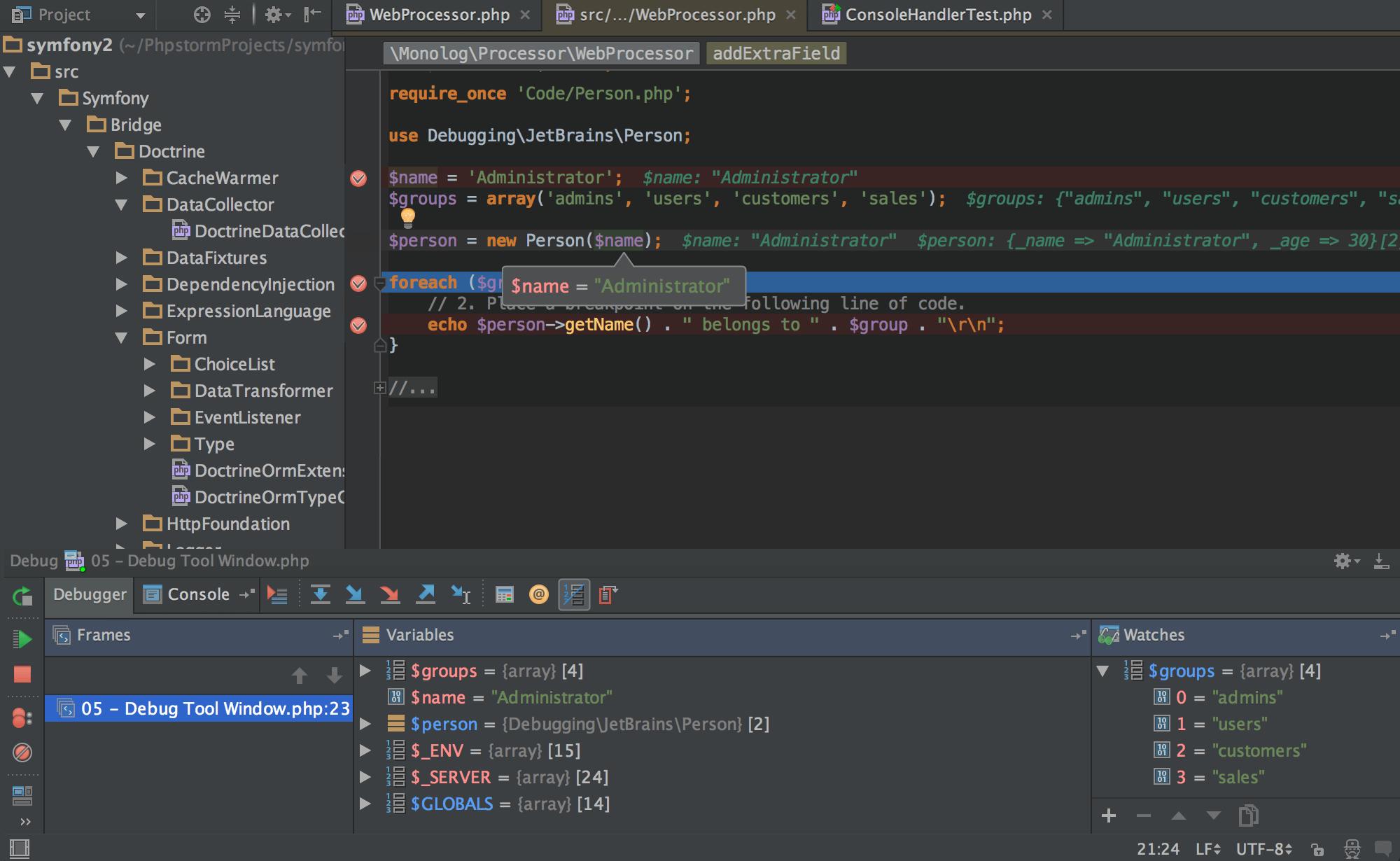 PHPStorm -PHP Tool