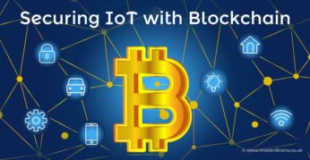 Blockchain IoT Security
