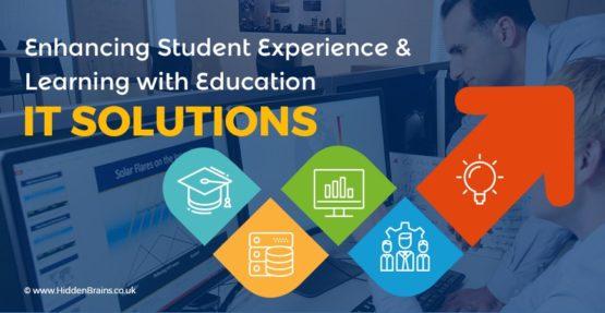Education IT Solutions for Interactive Learning Experiences