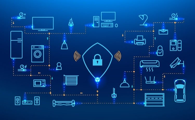 Rise of IoT Security -Top IoT Trends