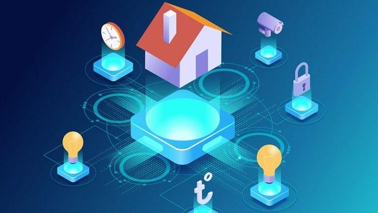 Smart Home- IoT Trends