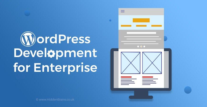 WordPress & the Rise in Enterprise World